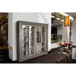 Mod 10 - Built in / Freestanding Wine Wall MD-14 - For Home Use
