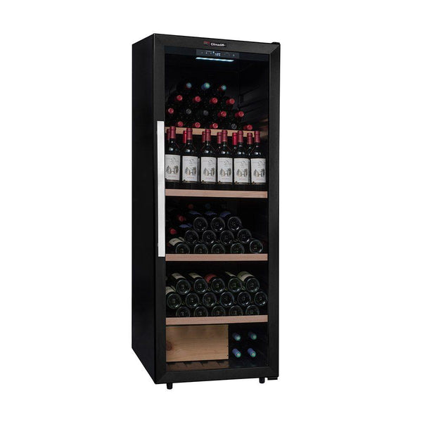 Climadiff - 205 Bottle Multipurpose Wine Cabinet PCLV205 - Elite Wine Refrigeration