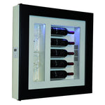 Quadra Vino - Wine Wall QV52 - 5 Bottle Display Unit