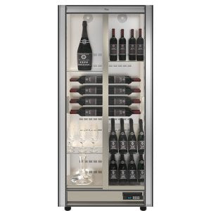 Teca M - Modular Magnetic Wine Wall TMV14 - For Restaurant Use