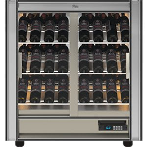 Teca M - Modular Magnetic Wine Wall TMV22 - For Restaurant Use