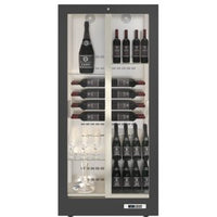 Teca Vino - Wine Wall TV14 - For Restaurant Use