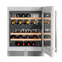 Liebherr - 34 Bottle Undercounter Dual Temperature Zone Wine Cooler UWTes 1672