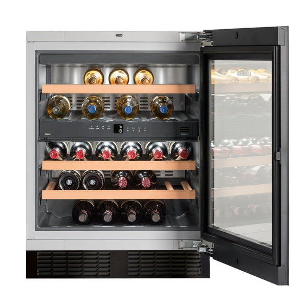 Liebherr - 34 Bottle Built In Dual Temperature Zone Wine Cooler UWTgb 1682