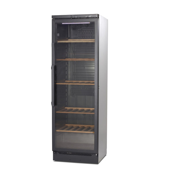 Vestfrost - 106 Bottle Single Zone Built In Wine Cooler VKG571