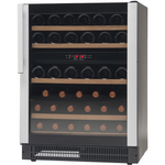 Vestfrost - 45 Bottle Undercounter Wine Cooler W45