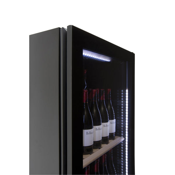 Vestfrost - 191 Bottle Multi Zone Wine Cooler WFG185 Elite Wine Refrigeration