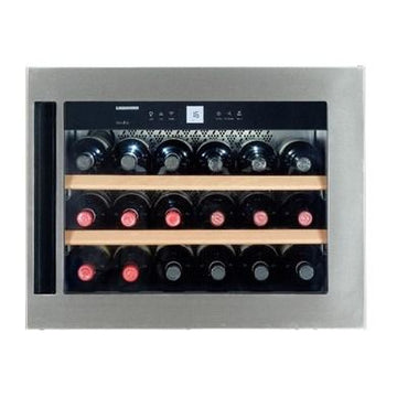 Liebherr - 18 bottle Integrated Wine Cooler WKEES 553