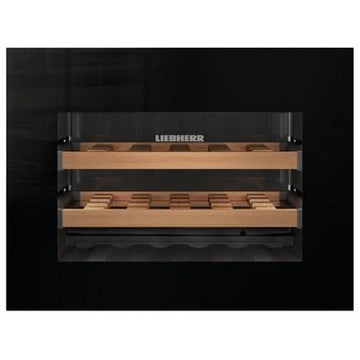 Liebherr - 18 bottle Integrated Handleless Wine Cooler WKEGB 582