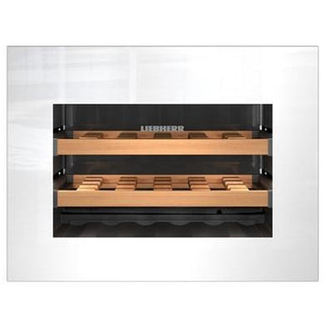 Liebherr - 18 bottle Integrated Handleless Wine Cooler WKEGW 582