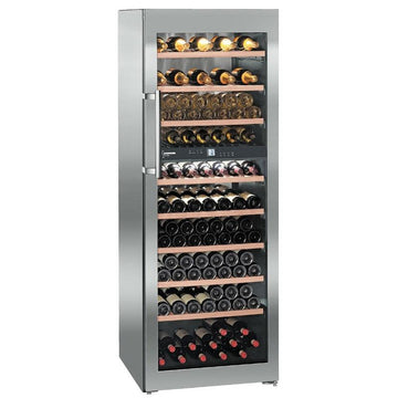 Liebherr - 211 Bottle Dual Temperature Zone freestanding Wine Fridge WTES 5972