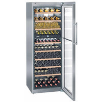 Liebherr - 211 Bottle Dual Temperature Zone Wine Fridge WTES5972 Elite Wine Refrigeration