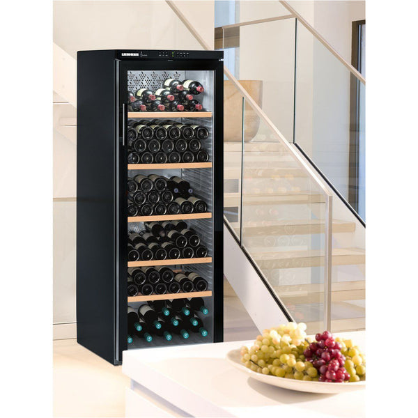 Liebherr - 200 Bottle Dual Temperature Zone Wine Fridge WTb4212 Elite Wine Refrigeration