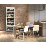 Liebherr - 178 Bottle Three Temperature Zone Wine Fridge WTES5872 - [product _type] - [productvendor] - Elite Wine Refrigeration