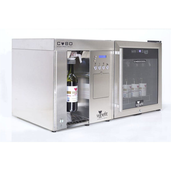 WINEFIT CUBO - Single Bottle Wine Dispenser