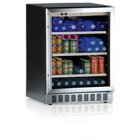 IP Industrie 45 Bottle Built In Drinks Cooler / Beer Fridge BC 45 AX