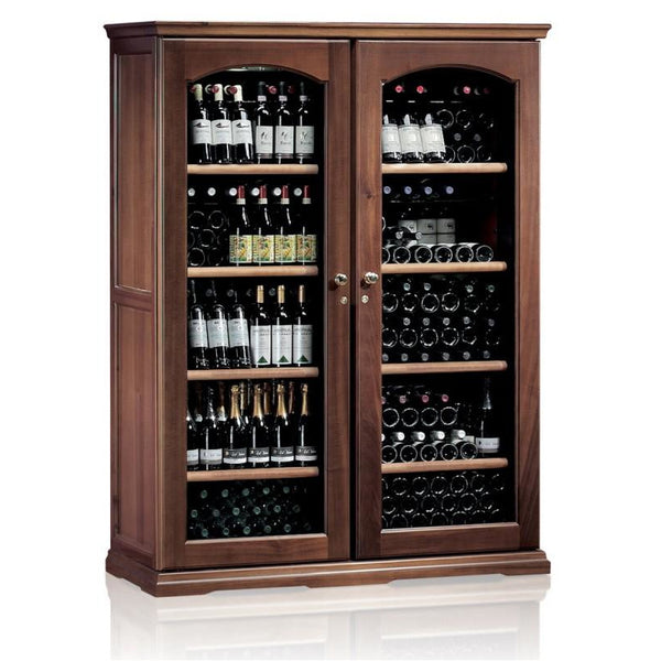 IP Industrie - 276 bottle Freestanding Wooden Wine Cabinet - CEXK 2501