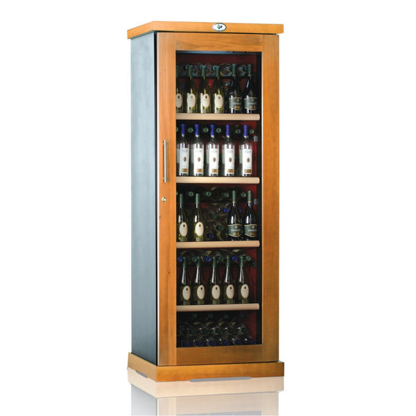 IP Industrie - 138 bottle Freestanding Wooden Wine Cabinet - CEXK 801