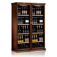 IP Industrie - 276 bottle Freestanding Wooden Wine Cabinet - CEXPK 2501