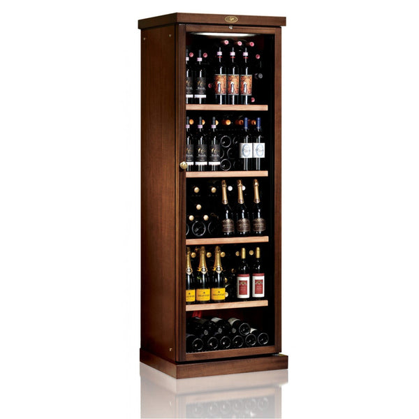 IP Industrie - 138 bottle Freestanding Wooden Wine Cabinet - CEXP 501