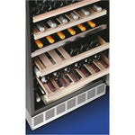 IP Industrie 97 Bottle Built In Single Zone Wine Cooler - CIK301