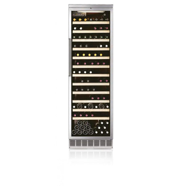 IP Industrie 138 Bottle Built In Single Zone Wine Cooler - CIK501