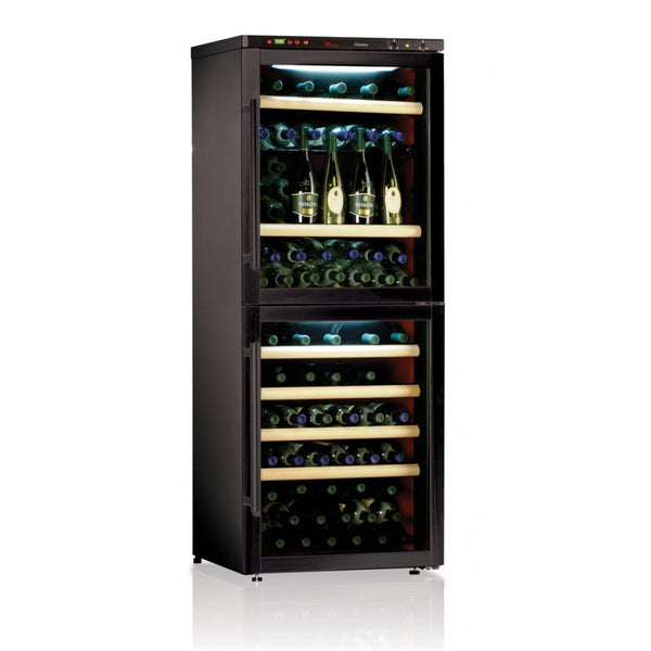 IP Industrie - 104 bottle Freestanding Wine Cabinet - CK 402 CF