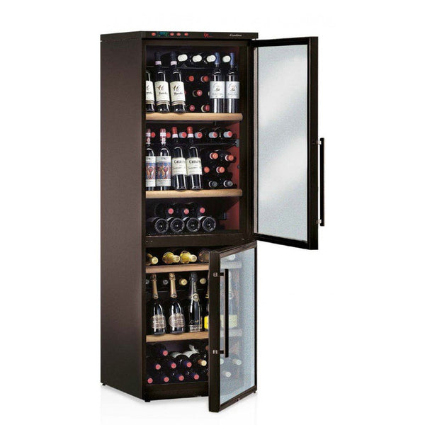 IP Industrie - 127 bottle Freestanding Wine Cabinet - CK 601 CF