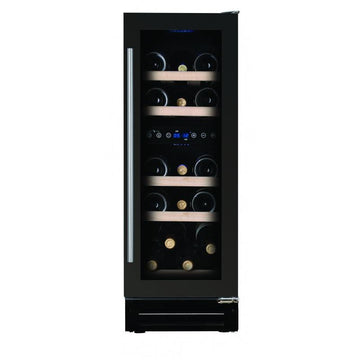 Dunavox - 17 bottle 300mm Built in Wine Cooler DAU-17.58DB