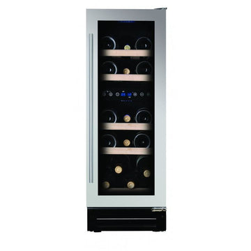Dunavox - 17 bottle 300mm Built in Wine Cooler DAU-17.58DSS