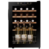 Dunavox - 20 bottle Mini Freestanding Wine Cabinet DX-20.62KF Elite Wine Refrigeration