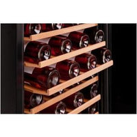 Dunavox - 48 bottle Freestanding Wine Cabinet DX-48.130KF - Elite Wine Refrigeration