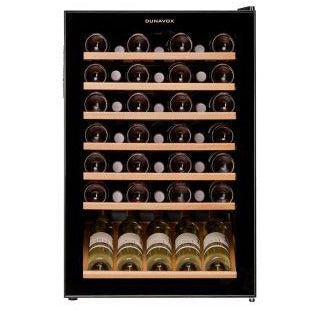 Dunavox - 48 bottle Freestanding Wine Cabinet DX-48.130KF