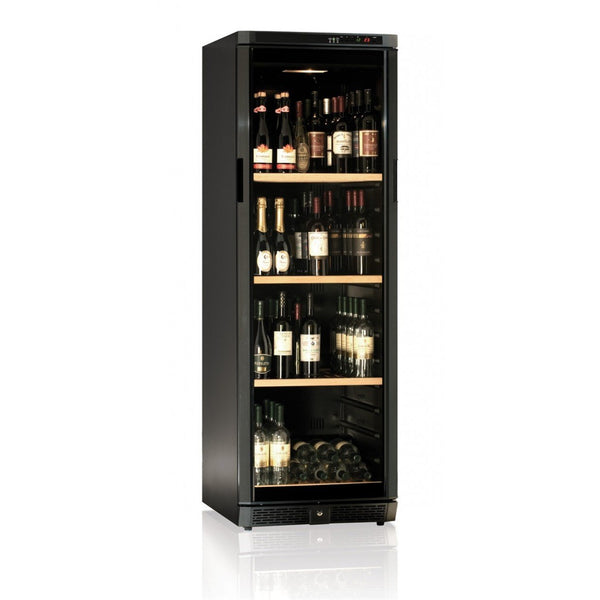 IP Industrie 166 Bottle Built In Single Zone Wine Cabinet - JG168A