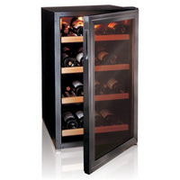IP Industrie 32 Bottle Single Zone Freestanding Wine Cooler JG 32 A CF