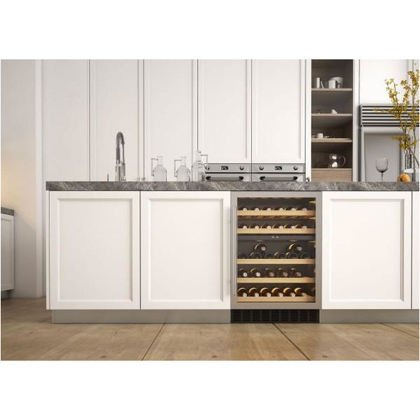 IP Industrie Built In Dual Zone Wine Cabinet - JG45AD