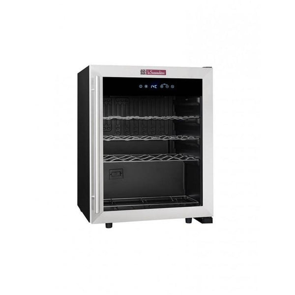La Sommeliere - 23 Bottle Freestanding Wine Fridge LS24A