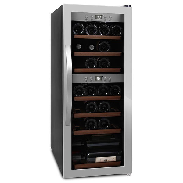 mQuvée - Wine Expert 38 Freestanding Wine Cooler Elite Wine Refrigeration