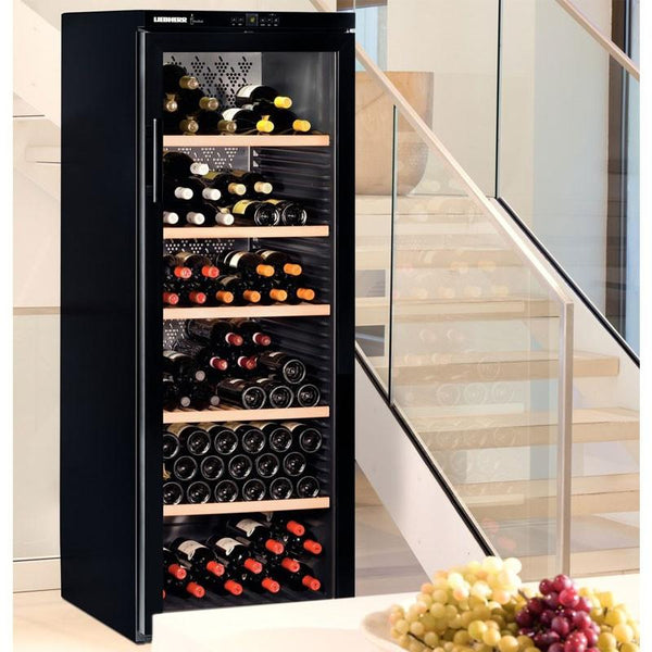 Liebherr - 200 Bottle Freestanding Wine Cabinet WKb4212 Elite Wine Refrigeration