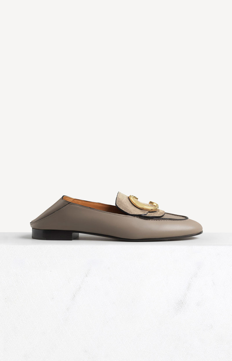 Loafer Chloé in Motty GreyChloé - Anita Hass
