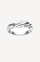 Ring Wavy in SilberNina Kastens Jewelry - Anita Hass