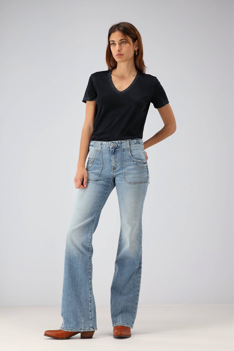 Jeans Oakland in Light BlueNili Lotan - Anita Hass