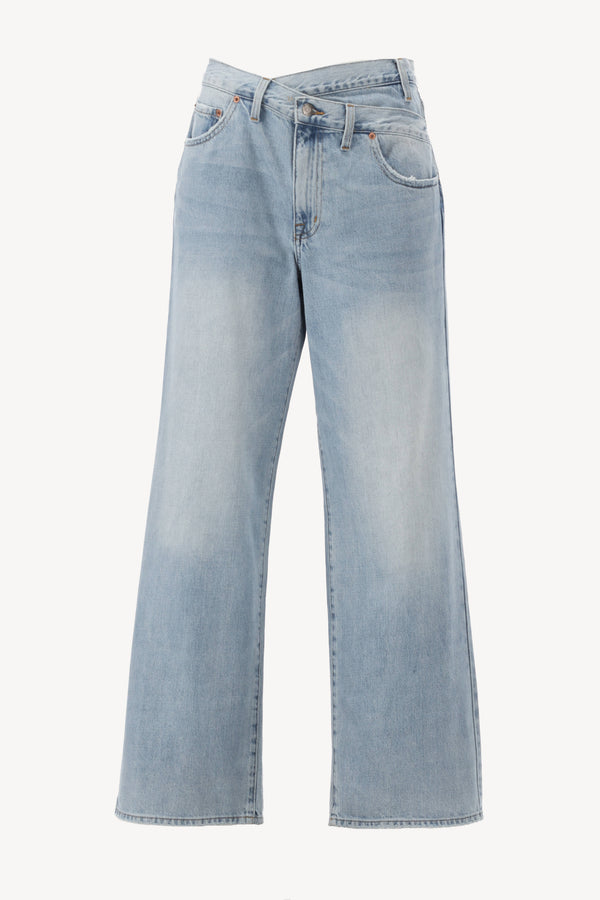 Jeans Bobbie High Rise in NelsonPistola - Anita Hass