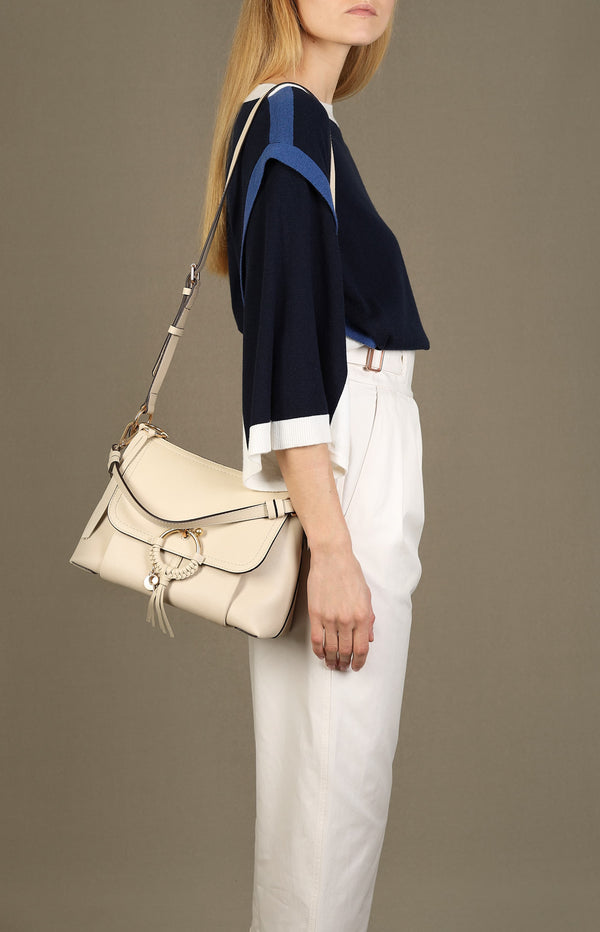 Tasche Hana Foldover in Cement BeigeSee by Chloé - Anita Hass