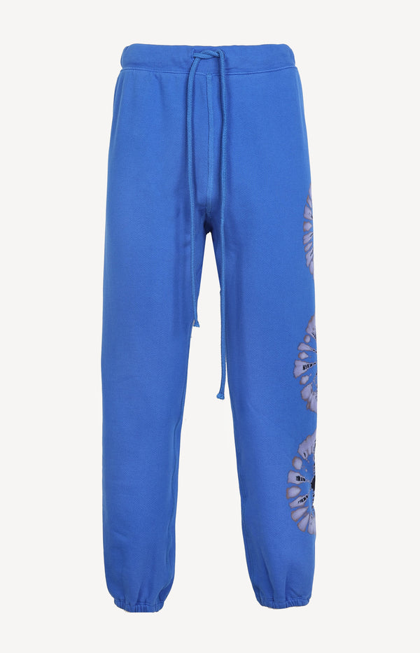 Sweatpants Topanga in Jupiter BlueRaquel Allegra - Anita Hass