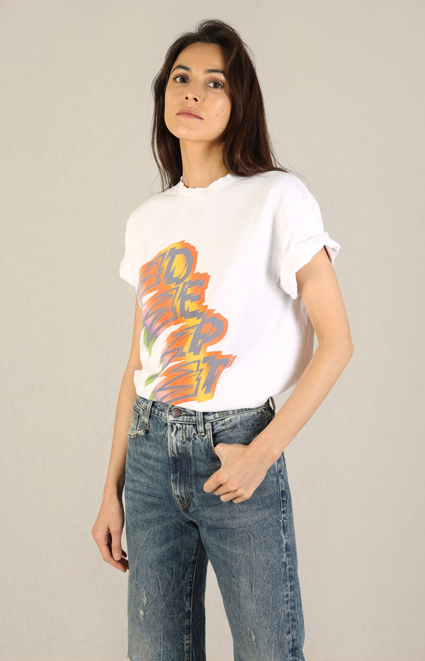 T-Shirt Turbo in Antique WhiteGallery Dept. - Anita Hass