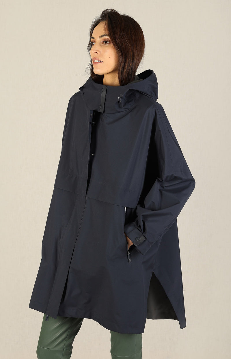 Matter Parka in BlauHerno - Anita Hass