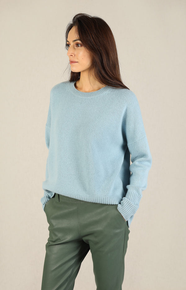 Pullover Mila in Powder BlueLisa Yang - Anita Hass