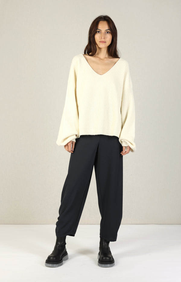 Pullover Paris in Off-Whiteby Aylin Koenig - Anita Hass