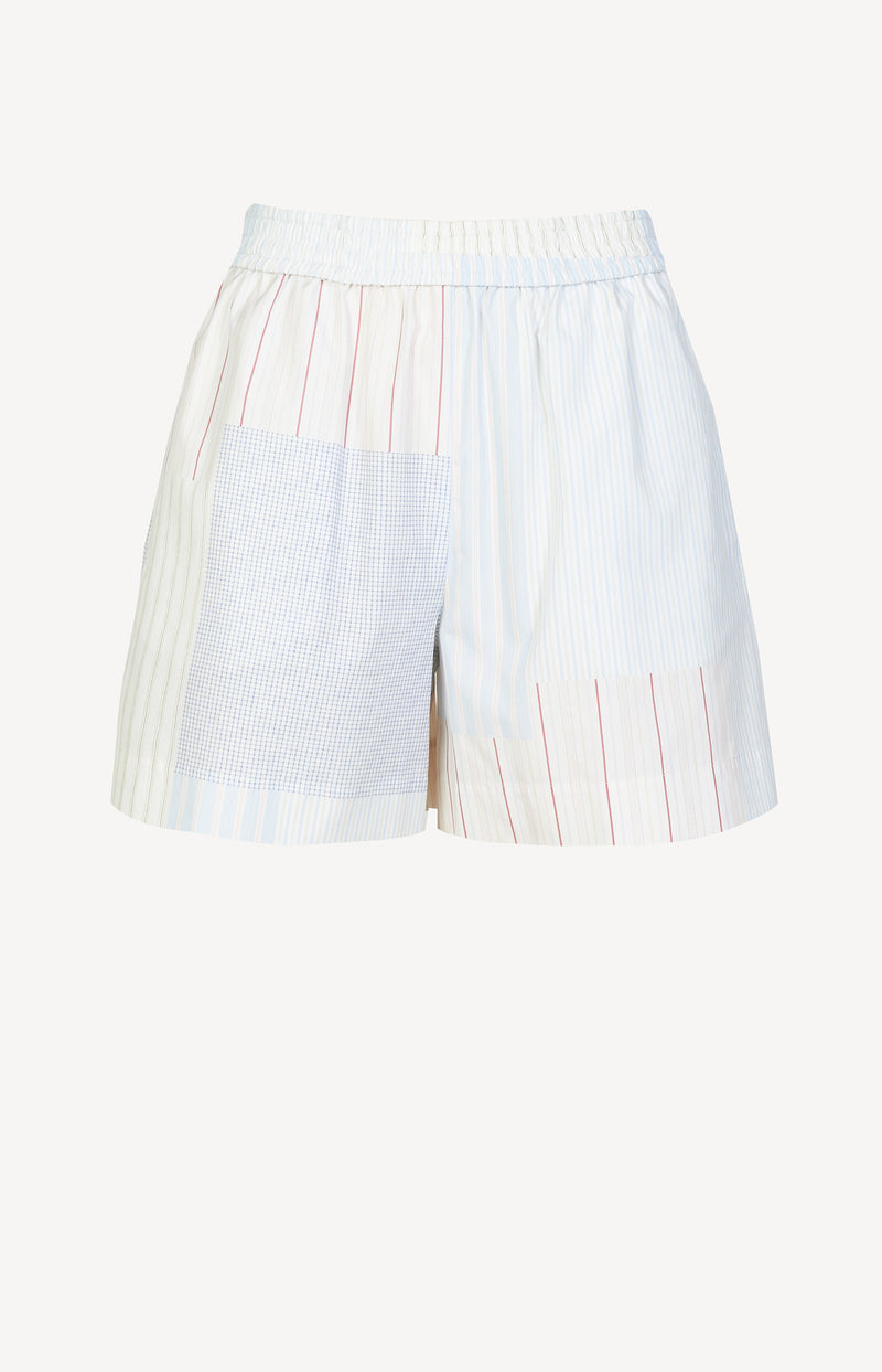Patchwork-Shorts in MulticolorSee by Chloé - Anita Hass